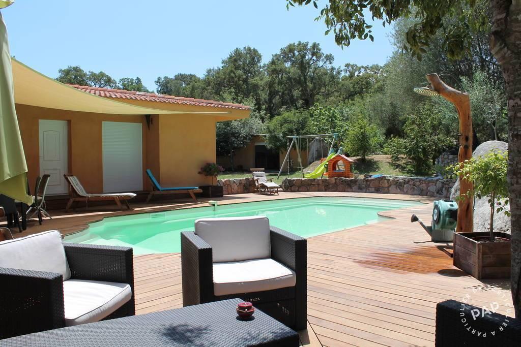 location maison porto vecchio 10 personnes d s euros par semaine ref 206409845. Black Bedroom Furniture Sets. Home Design Ideas