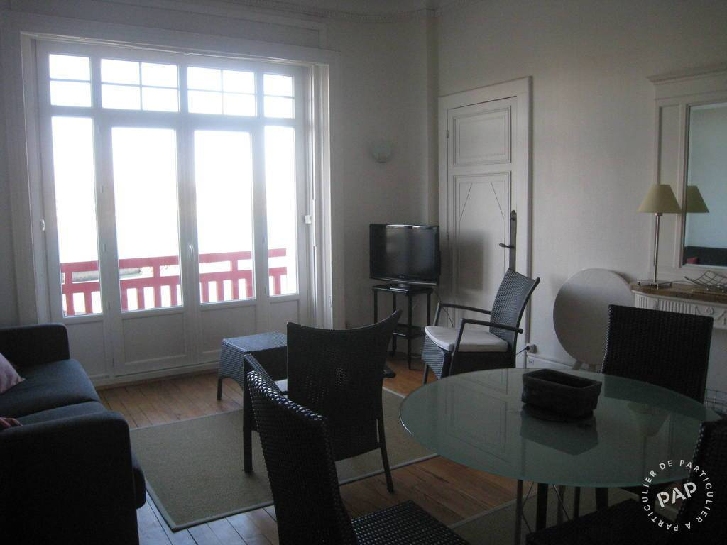 location appartement saint jean de luz 3 personnes ref 206409045 particulier pap vacances. Black Bedroom Furniture Sets. Home Design Ideas