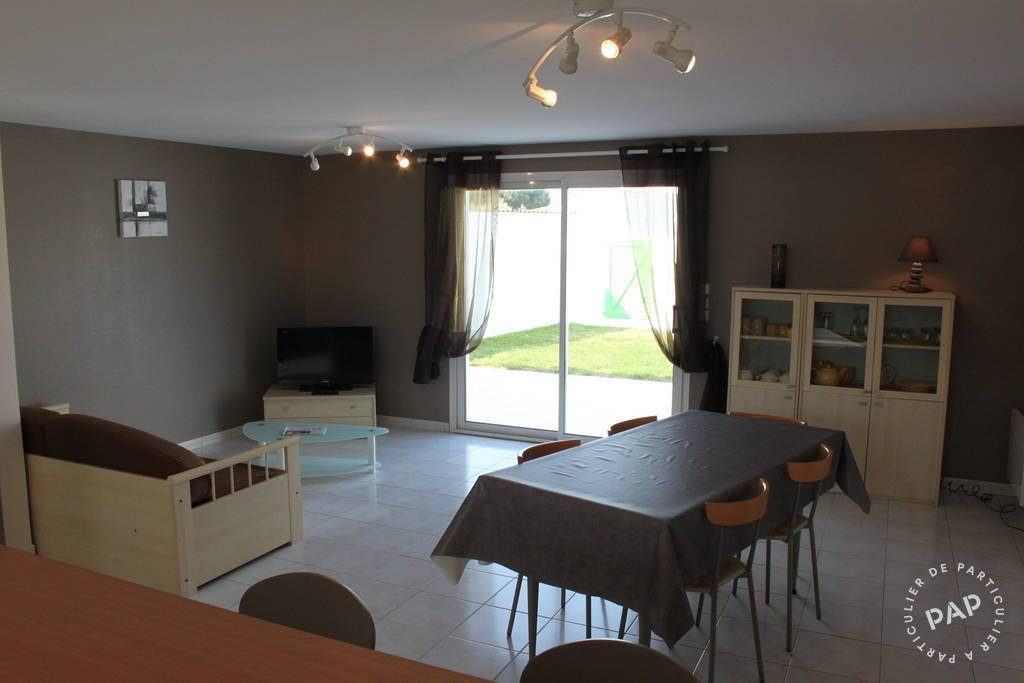immobilier  Rivedoux-Plage