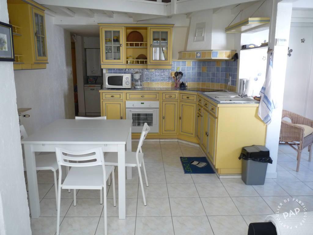 Cap D' Agde - d�s 300 euros par semaine - 4 personnes