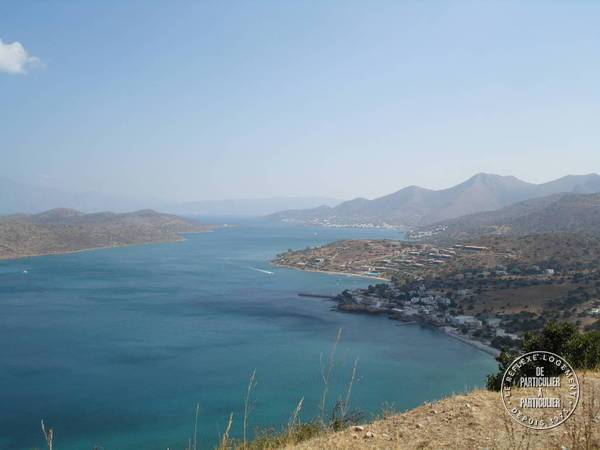 Agios Nikolaos - Crete - dès 350euros par semaine - 3personnes