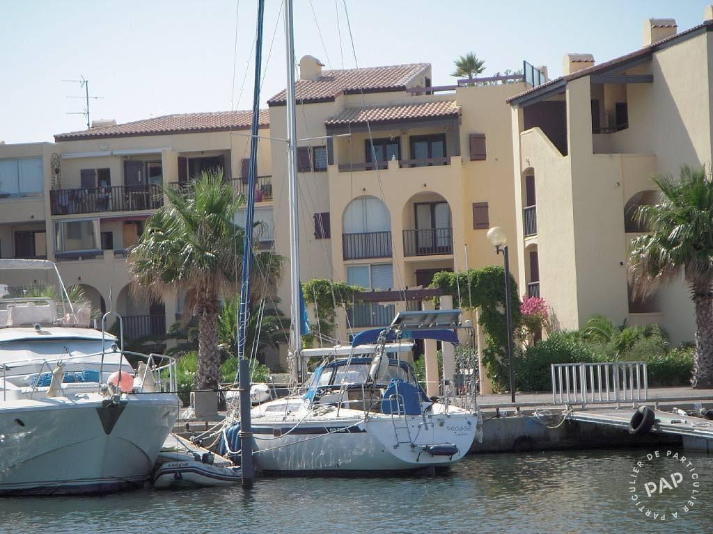 Port Leucate - dès 200 euros par semaine - 4 personnes