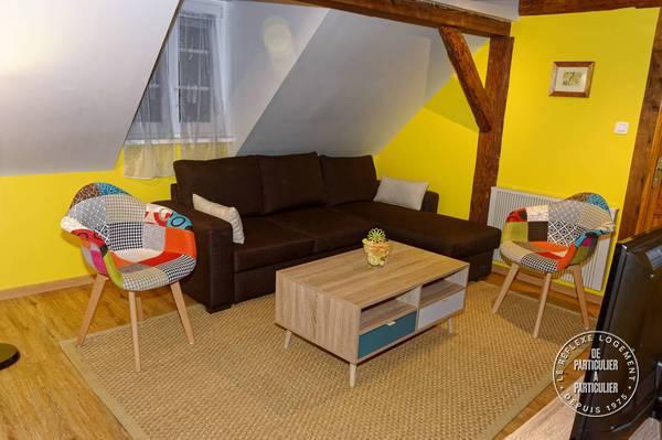 Baldenheim - d�s 450 euros par semaine - 6 personnes