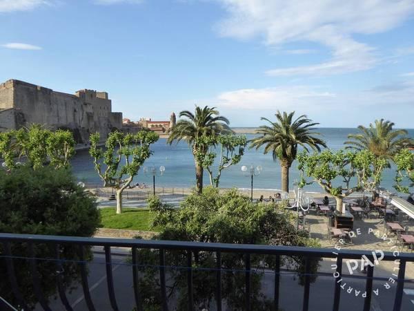 Collioure - dès 350euros par semaine - 4personnes
