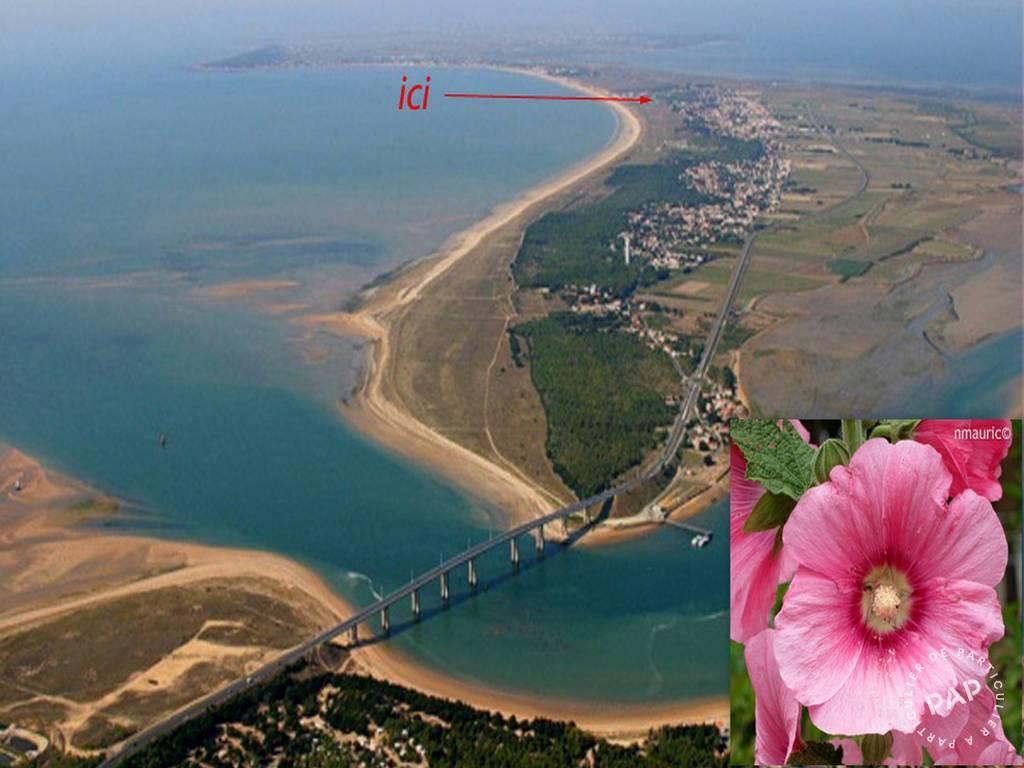 Ile De Noirmoutier - dès 400 euros par semaine - 4 personnes