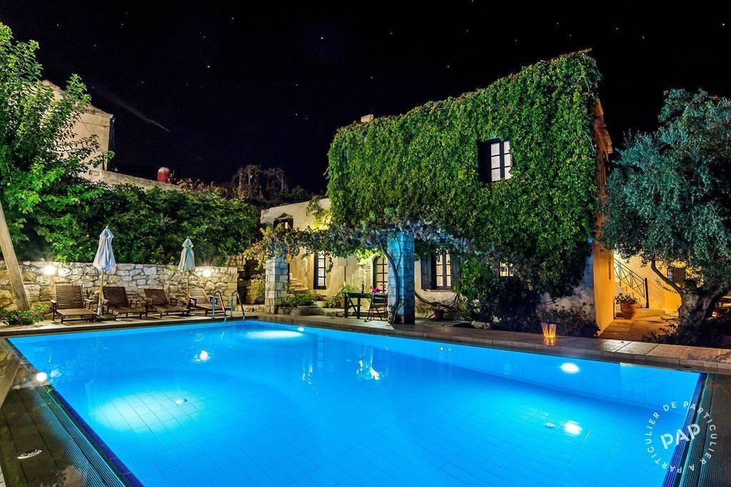 Appartement Crete  Maison Sur La Plage