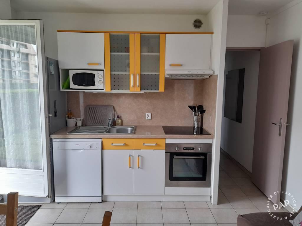 location appartement villers sur mer 6 personnes d s 280 euros par semaine ref 206500961. Black Bedroom Furniture Sets. Home Design Ideas
