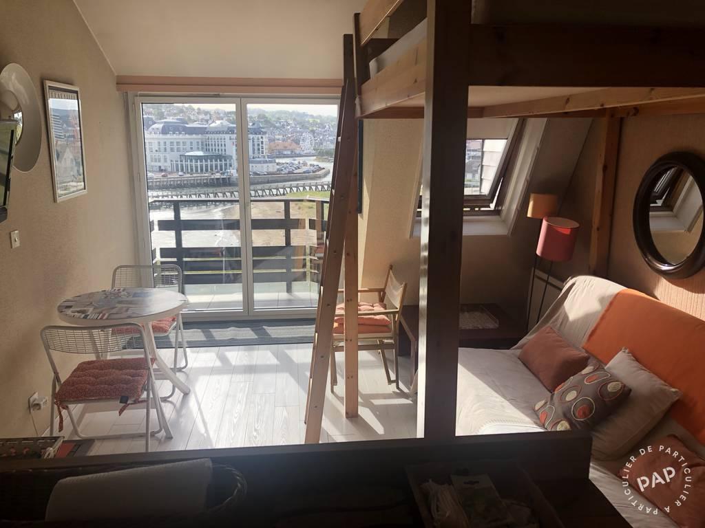 location appartement deauville 4 personnes d s 520 euros par semaine ref 206501406. Black Bedroom Furniture Sets. Home Design Ideas
