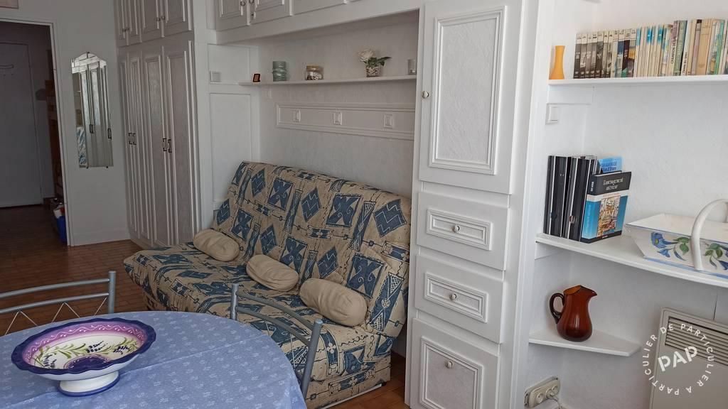 immobilier  Studio -Cabine Cap D'agde