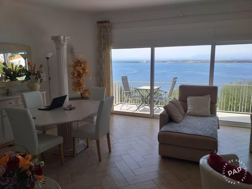 location maison roses rosas 8 personnes ref 206500243 particulier pap vacances. Black Bedroom Furniture Sets. Home Design Ideas