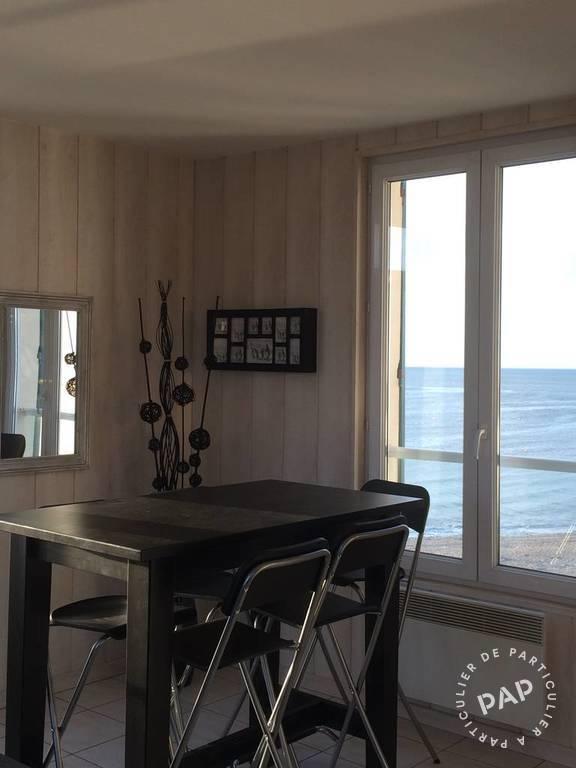 location appartement villers sur mer 4 personnes d s 400 euros par semaine ref 206500489. Black Bedroom Furniture Sets. Home Design Ideas