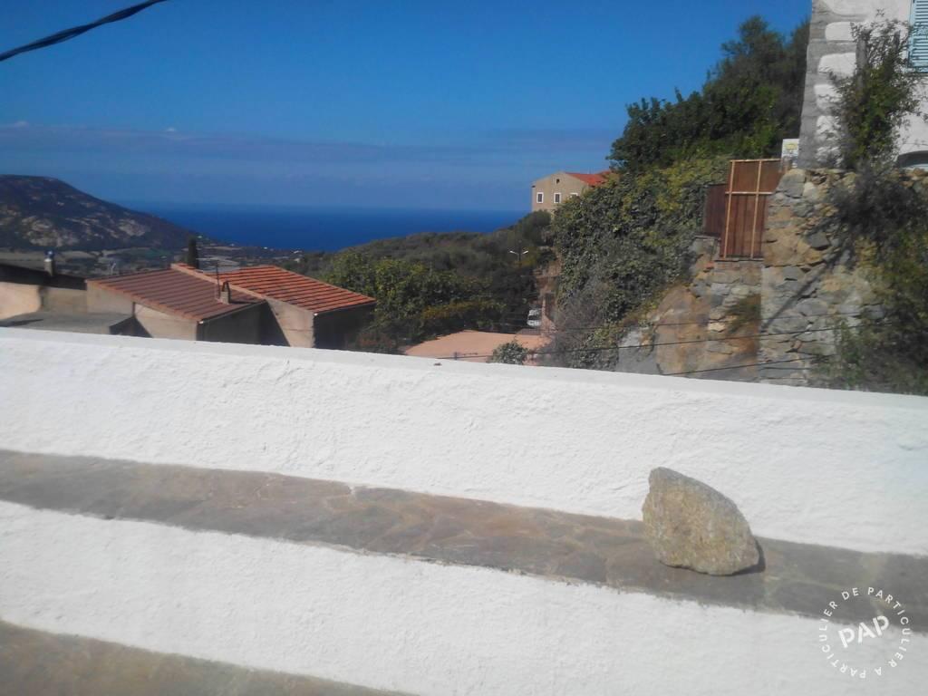 Aregno - Corse - dès 800 euros par semaine - 6 personnes