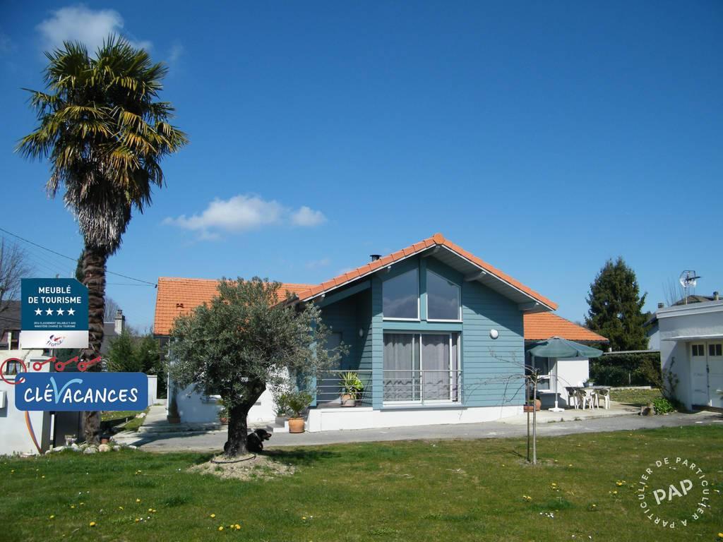 Tarbes/ Lourdes - dès 630euros par semaine - 7personnes