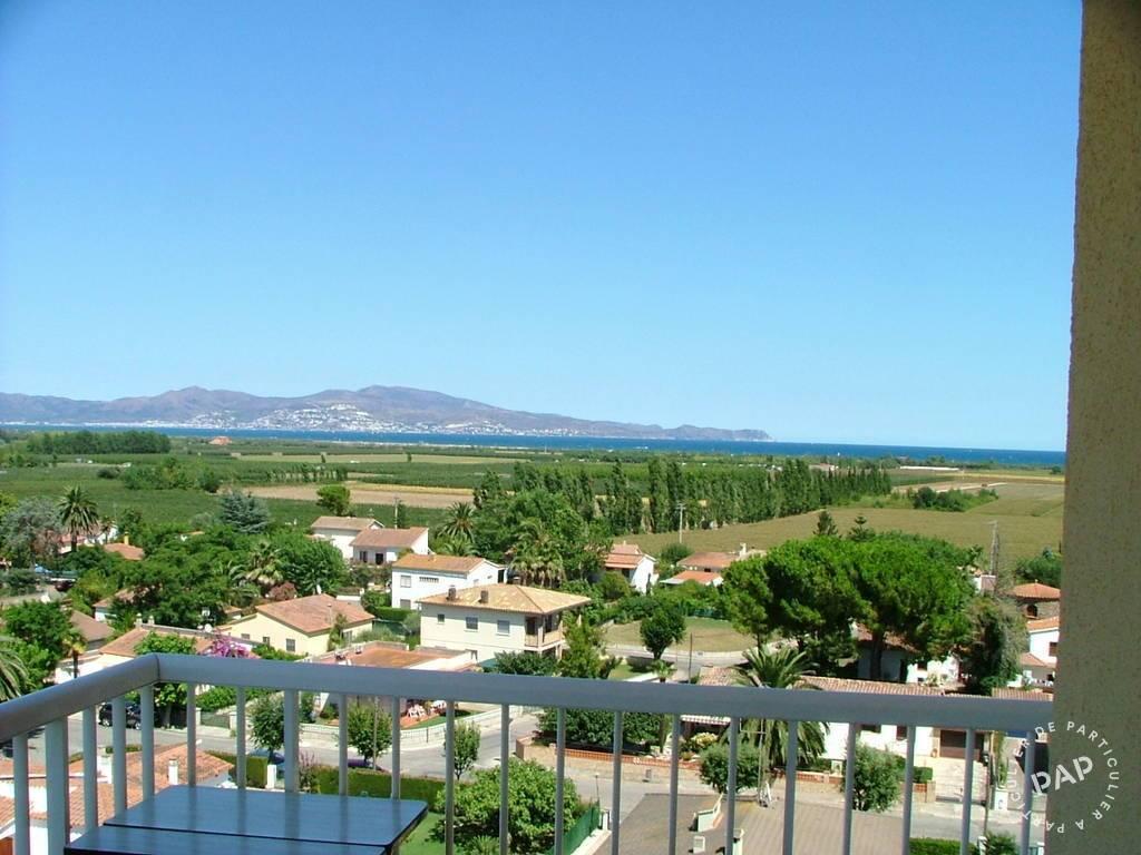 St Pere El Pescador - dès 350 euros par semaine - 6 personnes