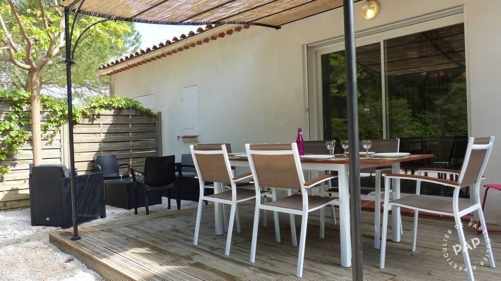 Saint Cyr Sur Mer - d�s 490 euros par semaine - 8 personnes