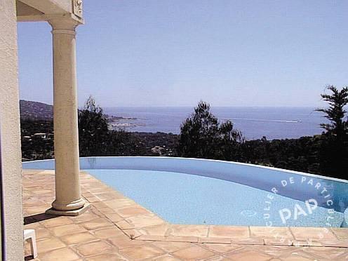 Sainte Maxime - dès 1.050 euros par semaine - 8 personnes