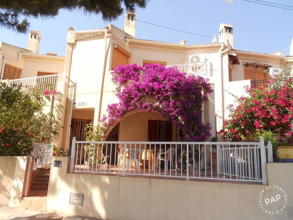 Alicante - dès 290euros par semaine - 5personnes