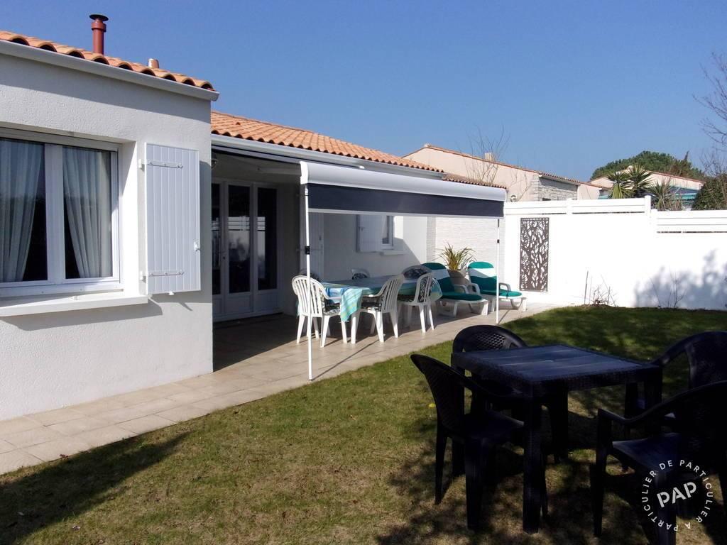 Ile D'oleron La Bree Les Bains - dès 1.100 euros par semaine - 8 personnes