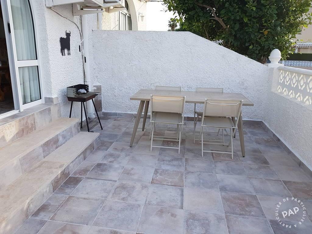 Sud Alicante Torrevieja - dès 300euros par semaine - 6personnes