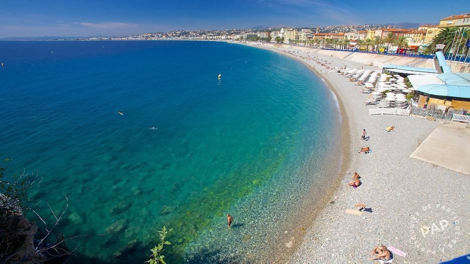 Nice - dès 350euros par semaine - 4personnes