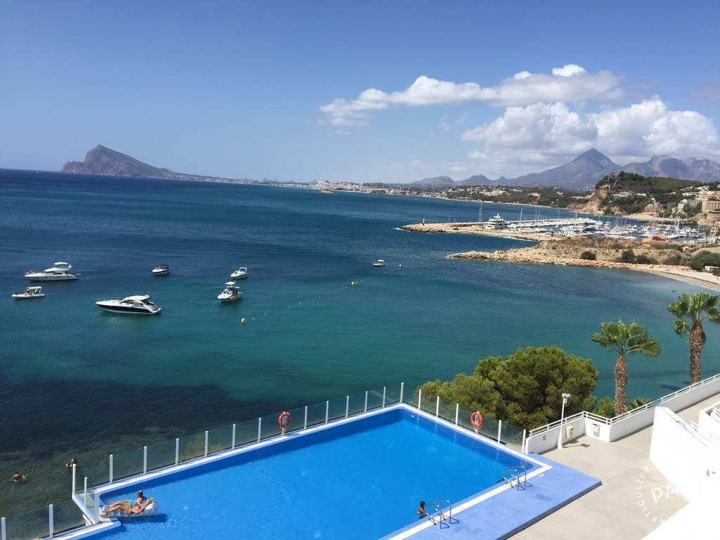 Altea - Costa Blanca - dès 500 euros par semaine - 6 personnes