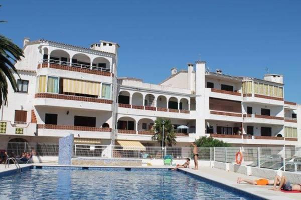 Location Appartement Empuriabrava Particulier