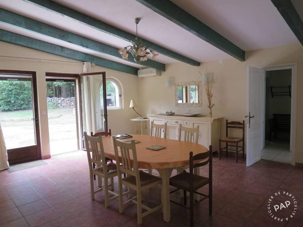 immobilier  Entre Calvi Et  Ile Rousse