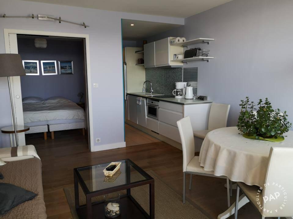 location appartement concarneau 3 personnes d s 260 euros. Black Bedroom Furniture Sets. Home Design Ideas