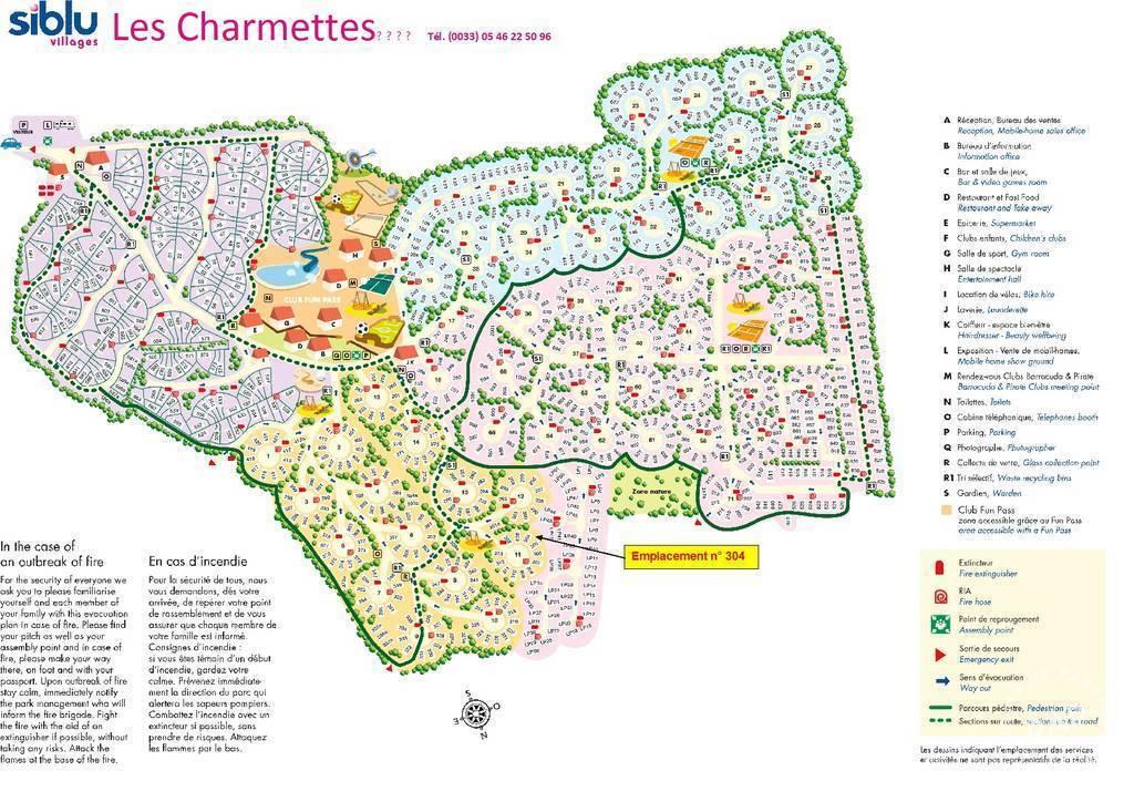 Semaine Mobil Home Poitou Charente