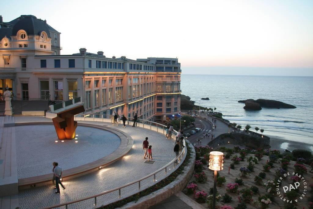Biarritz - dès 450euros par semaine - 3personnes