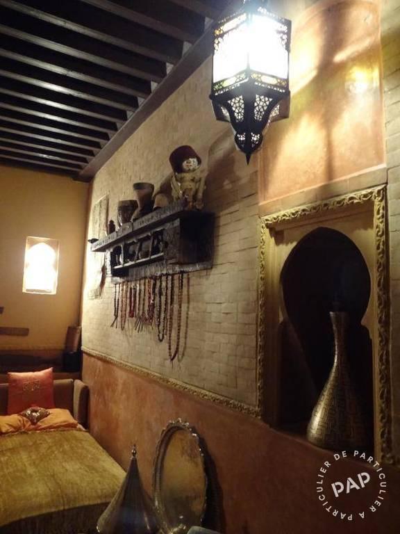 Dans Ryad Arabo-Andalou, Marrakech
