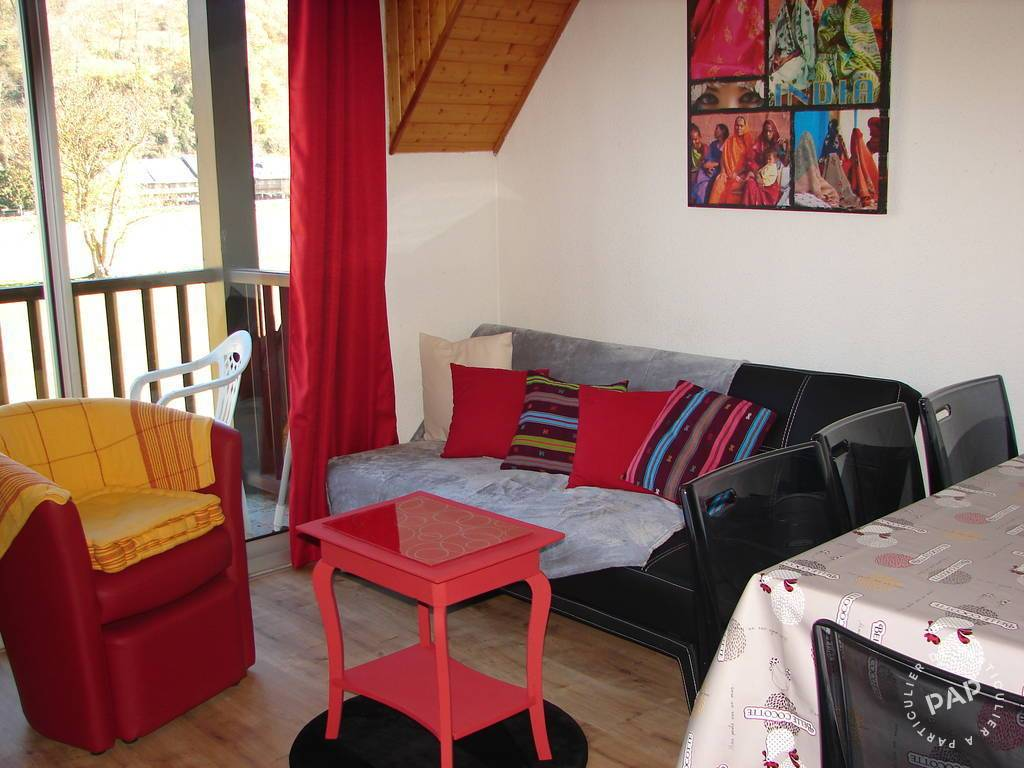 Saint Lary Soulan - d�s 300 euros par semaine - 8 personnes