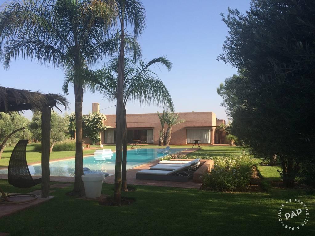 Marrakech - dès 3.000euros par semaine - 6personnes