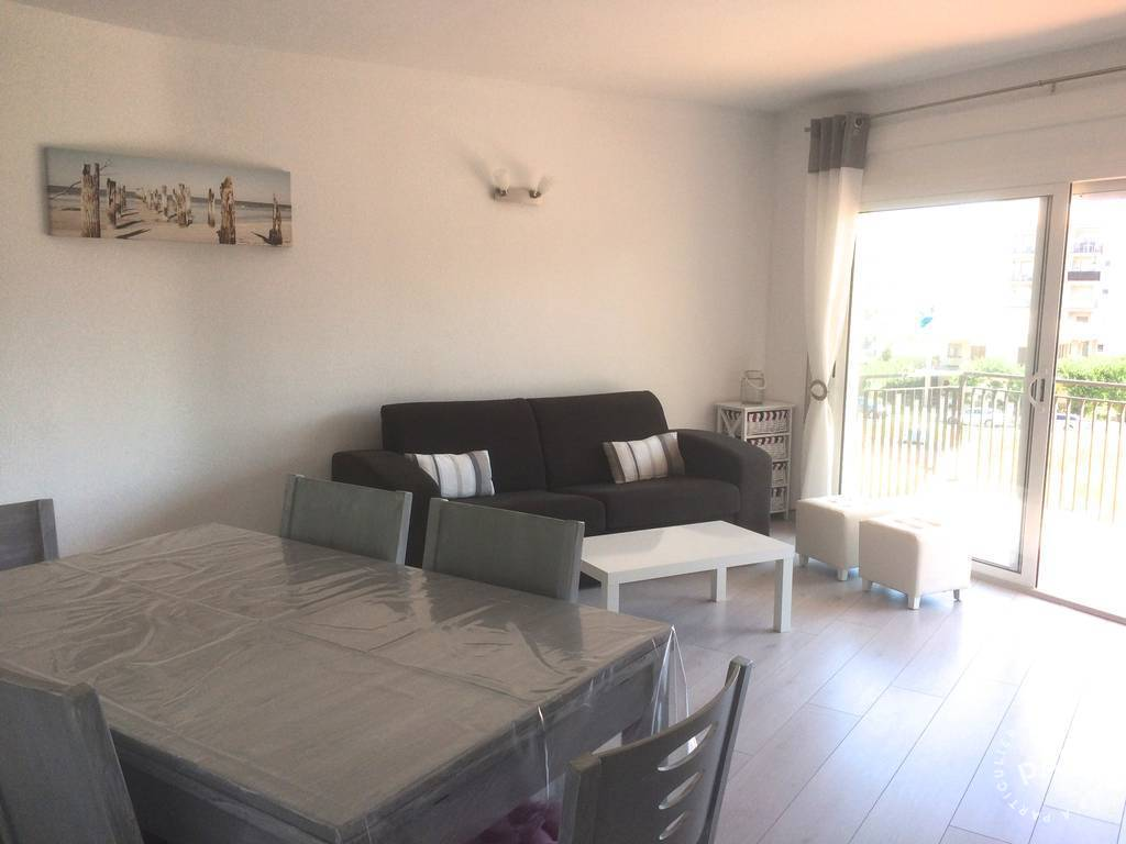 Rosas - Santa Margarida - d�s 400 euros par semaine - 6 personnes