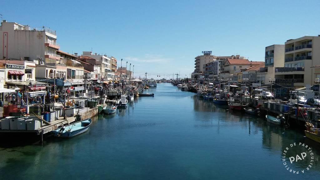 Palavas Les Flots - dès 200 euros par semaine - 5 personnes
