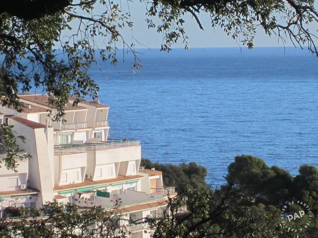 Entre Tossa De Mar Et San Feliu
