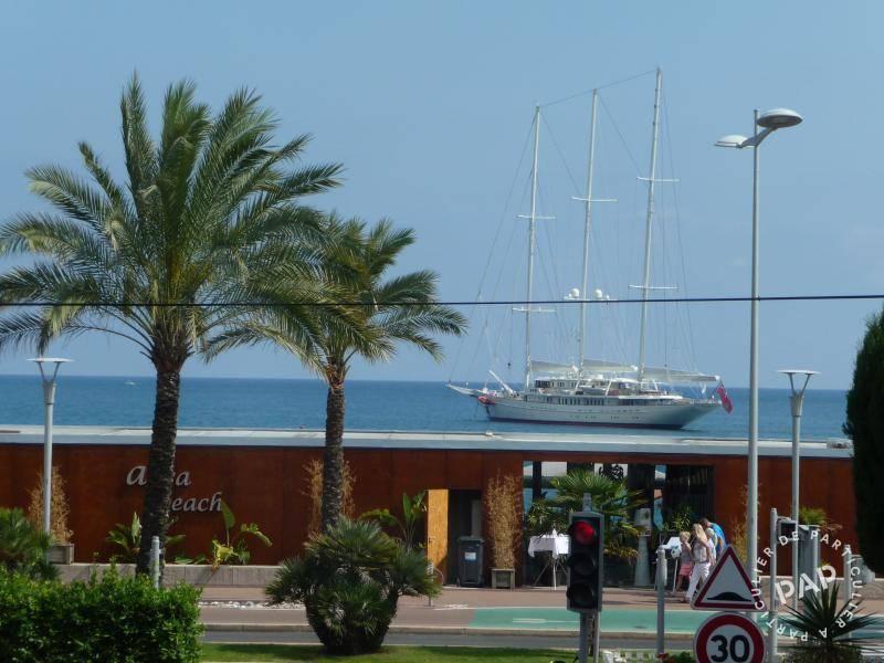 Cagnes Sur Mer - dès 390 euros par semaine - 3 personnes