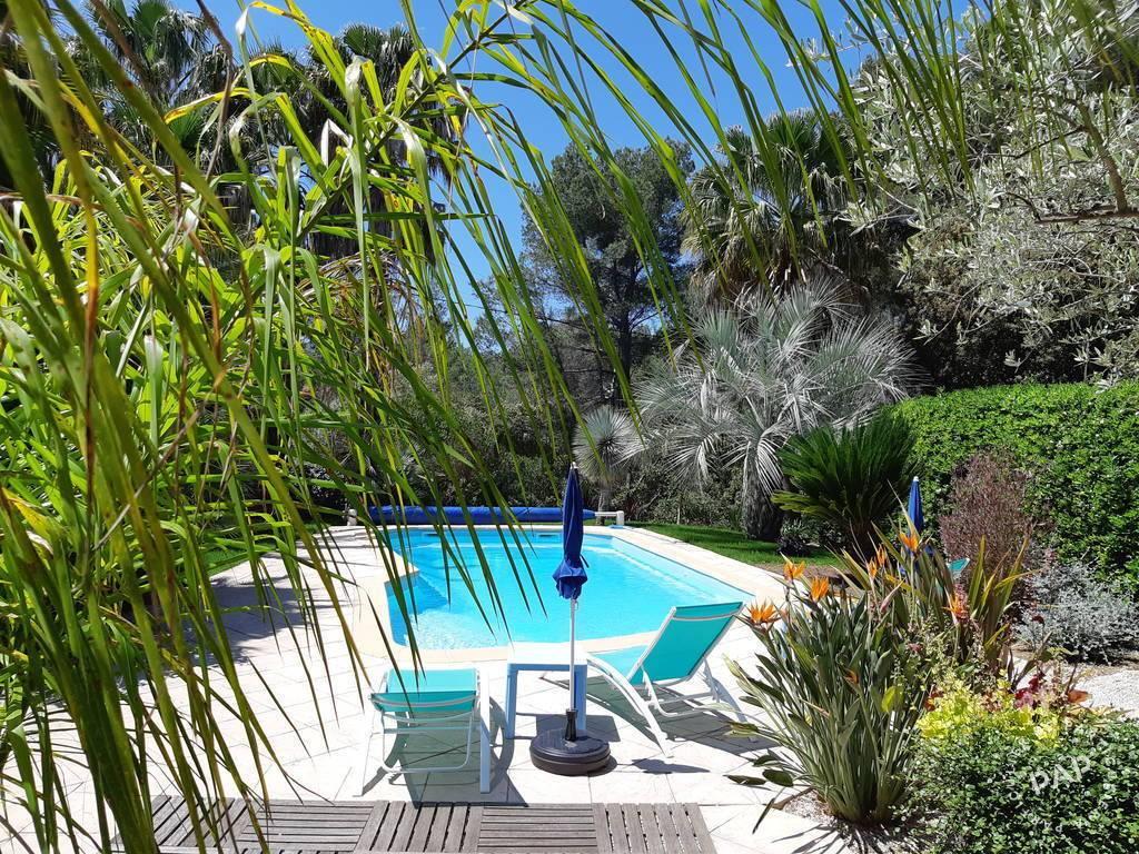 Saint Cyr Sur Mer - dès 345 euros par semaine - 4 personnes