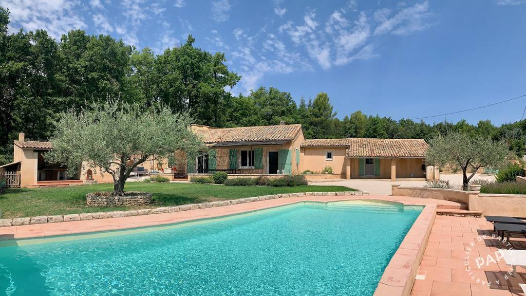 Saignon Provence - dès 1.800euros par semaine - 10personnes