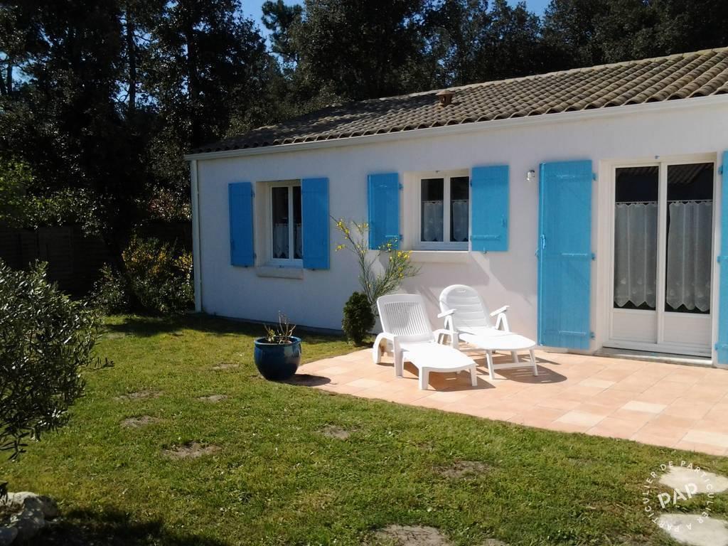 Location maison vacances DolusdOléron (17550)  Particulier  PAP Vacances
