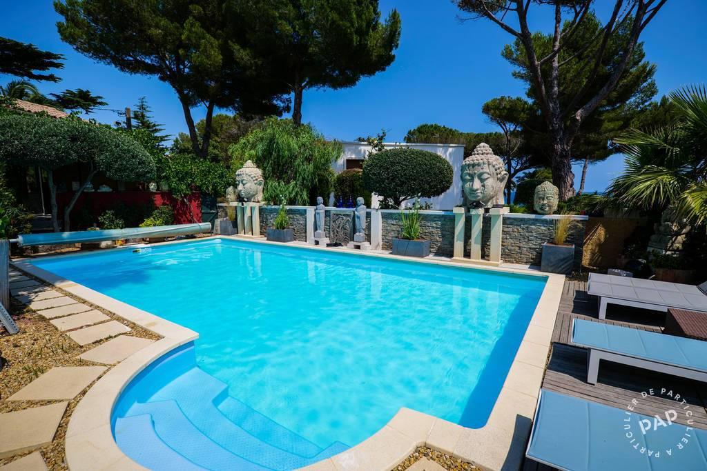 / Villa 100m Mer - Saint-aygulf - dès 700euros par semaine - 6personnes