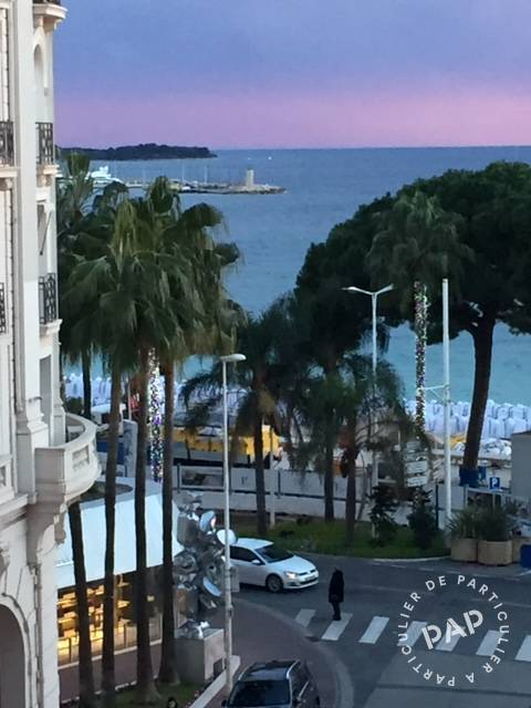 Cannes - La Croisette