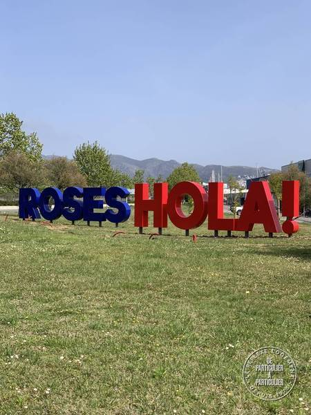 Roses/rosas Santa Marguerita - 4 personnes