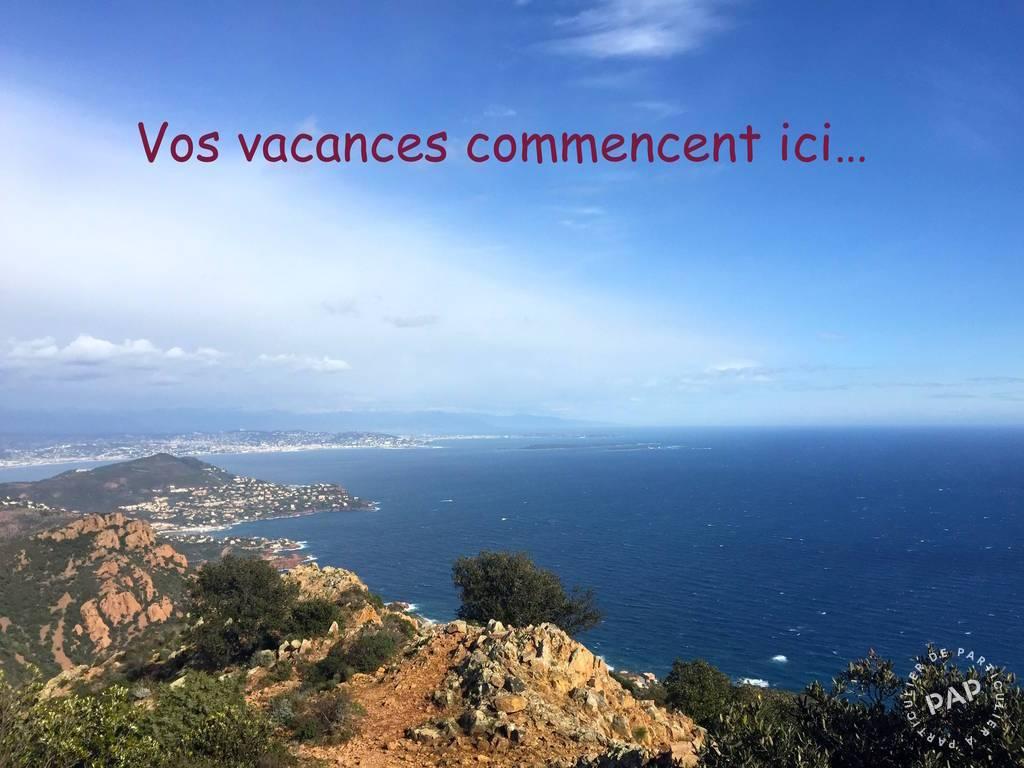 Cannes - dès 290euros par semaine - 4personnes