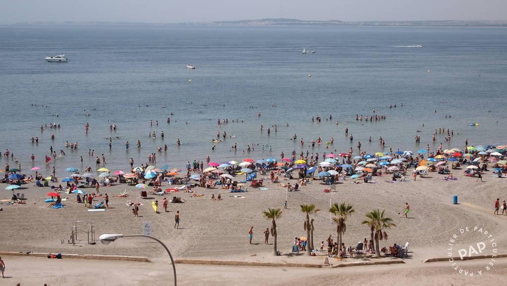 Alicante Santa Pola - dès 175 euros par semaine - 4 personnes