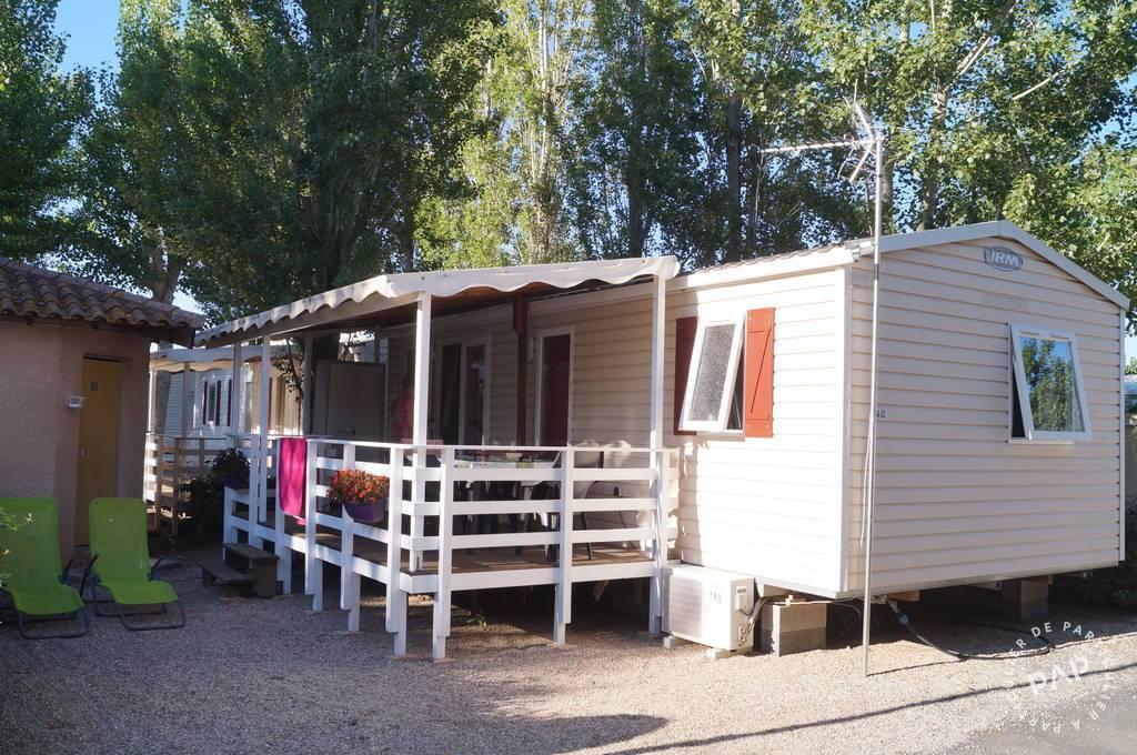 Mobil-home Vias Plage