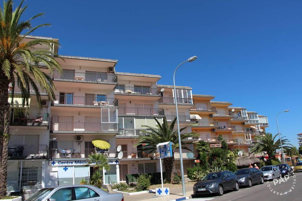 Location appartement rosas santa margarida 6 personnes for Location appartement par
