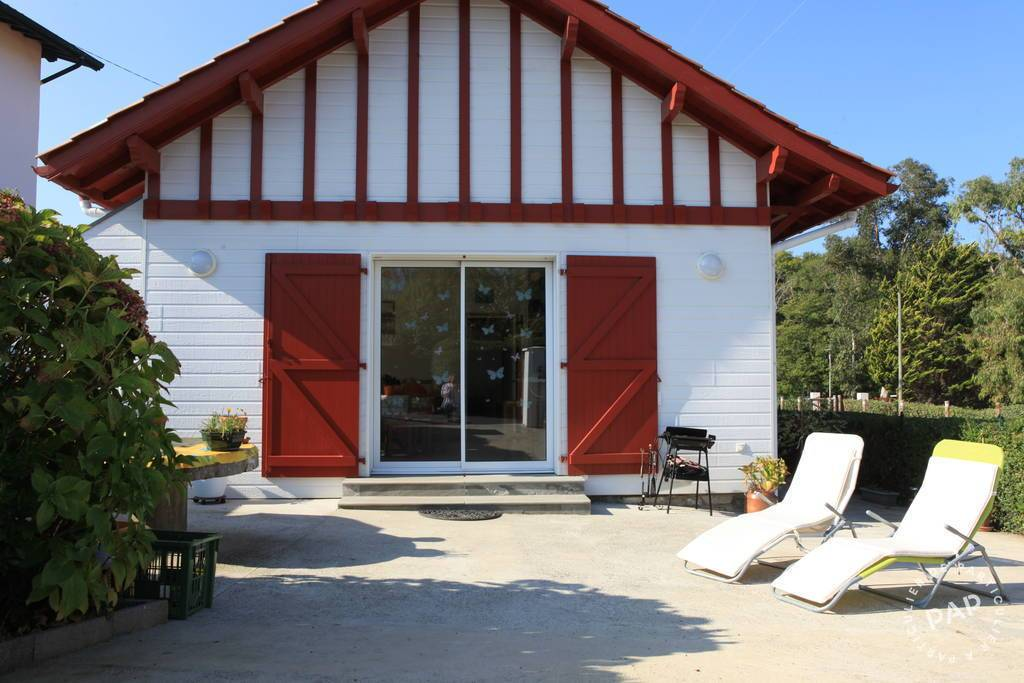 Location appartement hendaye 4 personnes d s 400 euros par for Location garage hendaye