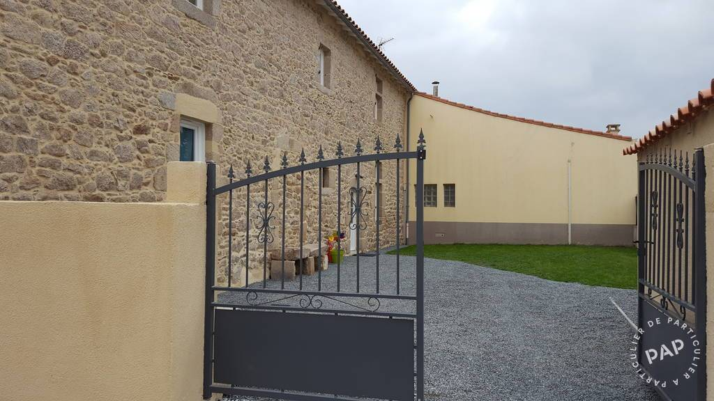 Gîte Saint Martin Des Tilleuls
