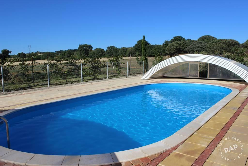 Location maison 13 km pezenas 11 personnes d s 600 euros for Piscine pezenas